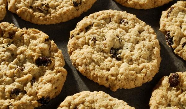 Бисквити от овесени ядки