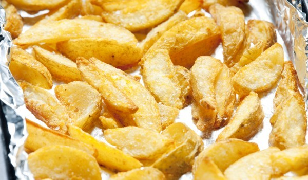 Картофи по селски на фурна