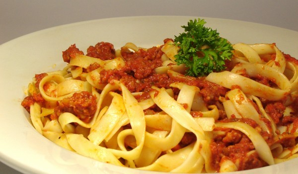 Спагети по сицилиански