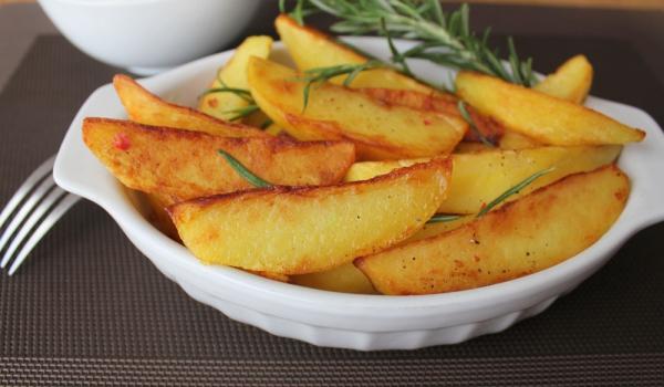 Печени картофи с хрупкава кожичка