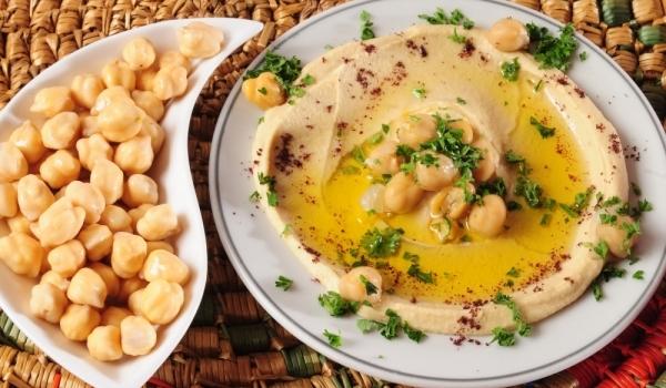Хумус от нахут