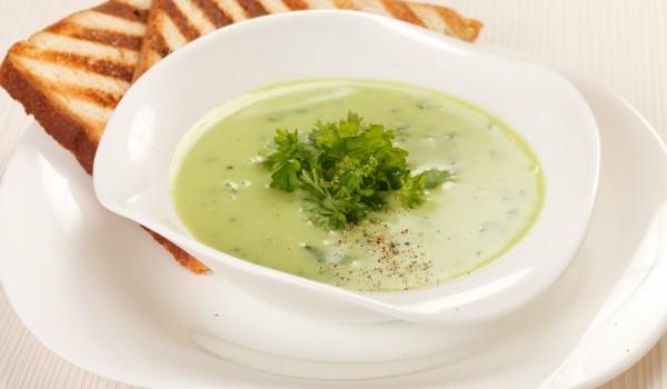 Крем - супа от киселец