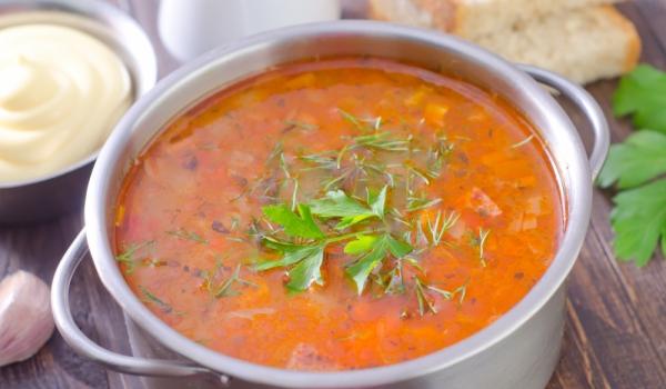 Ароматична супа