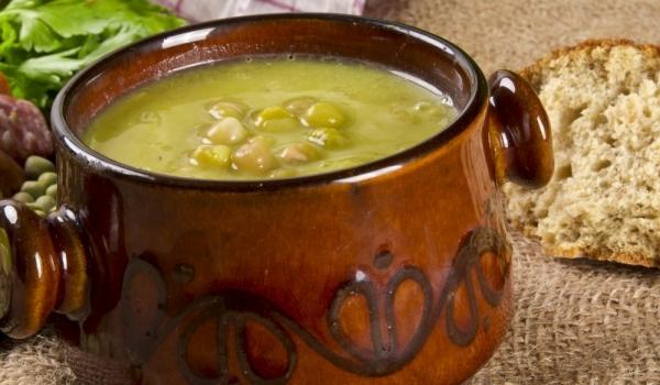 Супа от грах по Благоевградски