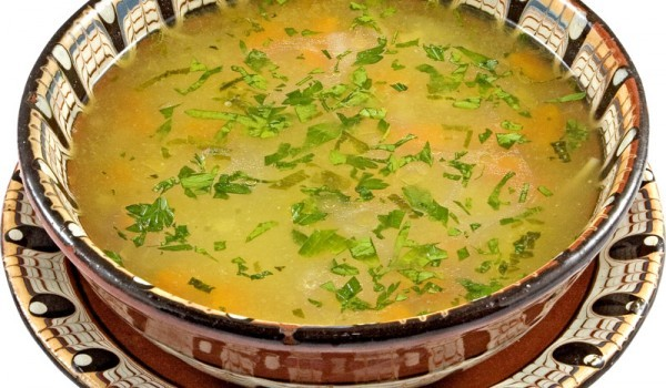 Великденска гръцка супа
