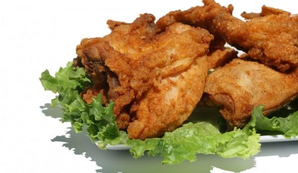 Панирано пиле