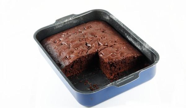 Какаов кекс с чили