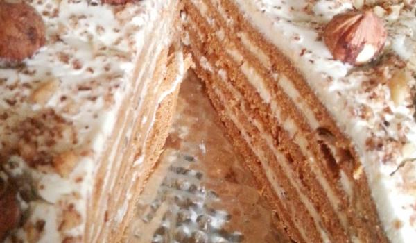 Френска торта по селски