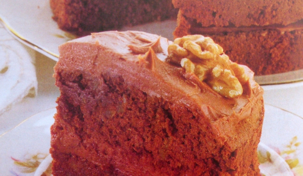Орехово-шоколадова торта