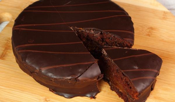 Виенска торта с шоколад