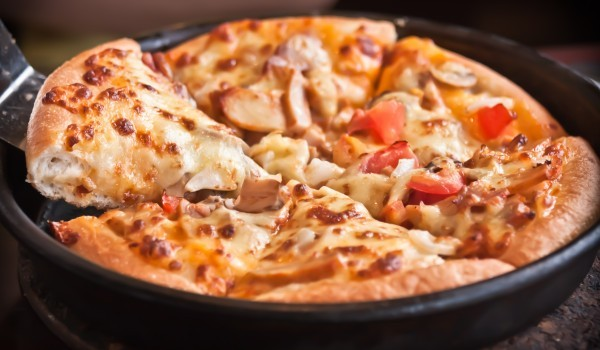 Бъркана домашна пица