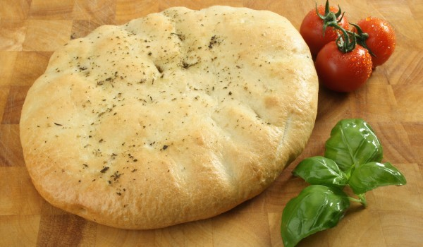Италианска чеснова питка
