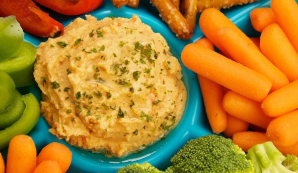 Пюре от моркови с маскарпоне и пармезан